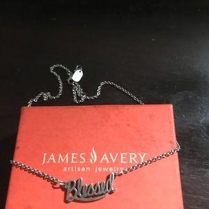 James Avery Necklace